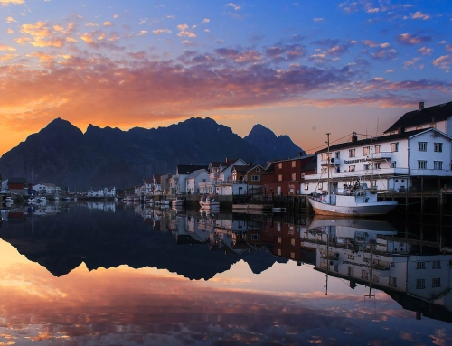 Tobiasbrygga – ferie i Lofoten